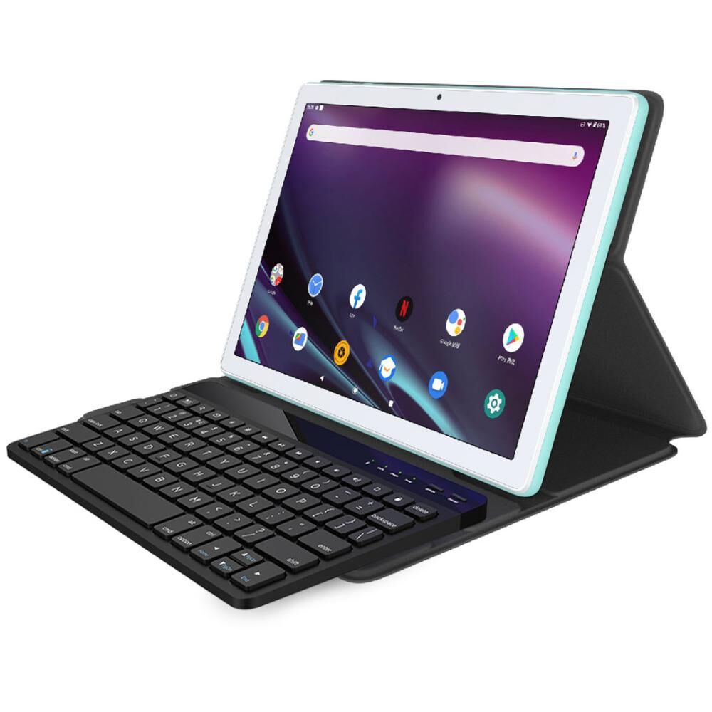 "Tablet Tcl Tab 10 Neo / Cream Mint / 2 Gb Ram / 32 Gb / 10 "" image number 8.0"
