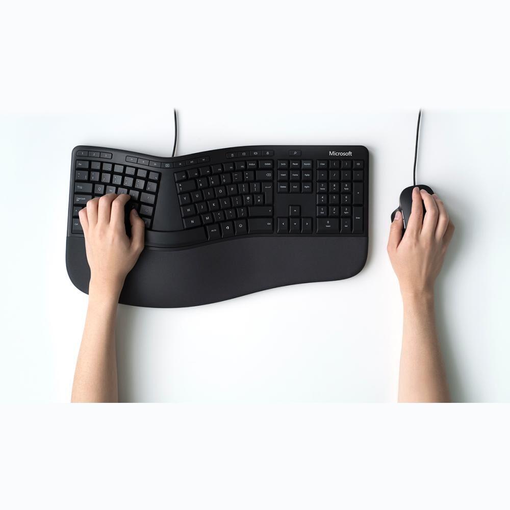 Combo Mouse + Teclado Microsoft Desktop Win32 image number 3.0