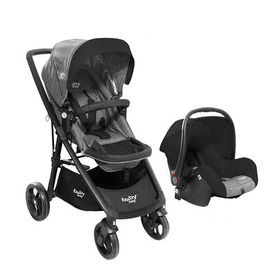 Coche Baby Way Bw-412