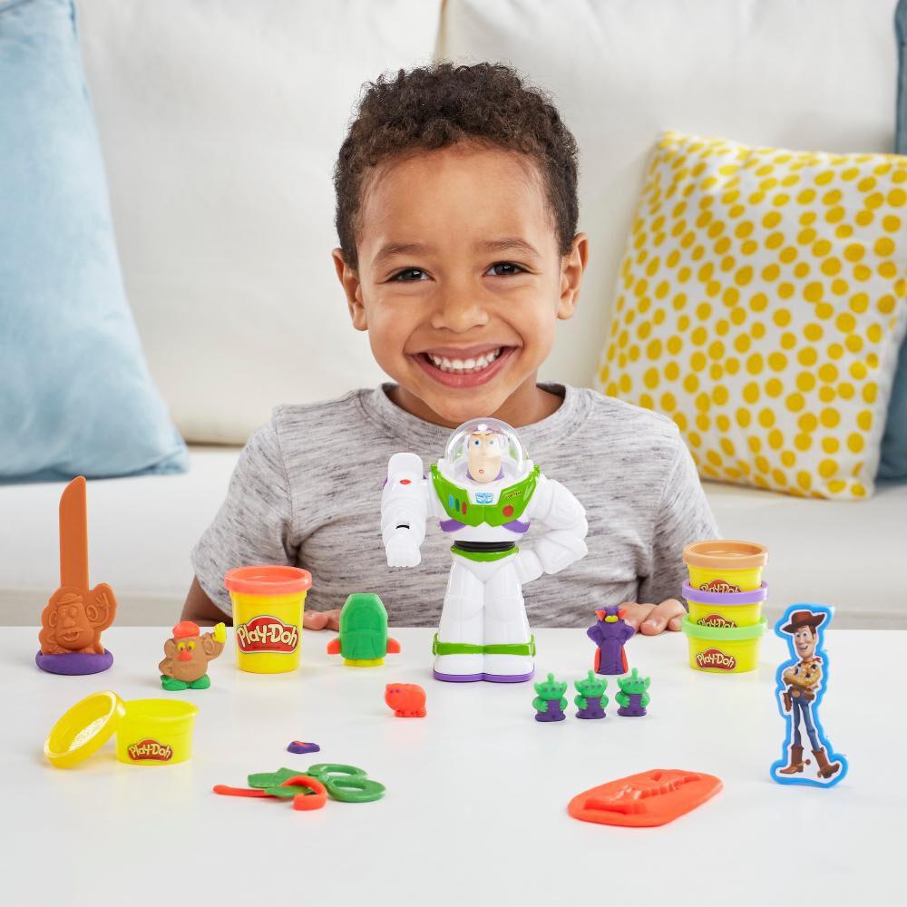 Masas Educativas Play Doh Toy Story Buzz Lightyear image number 3.0