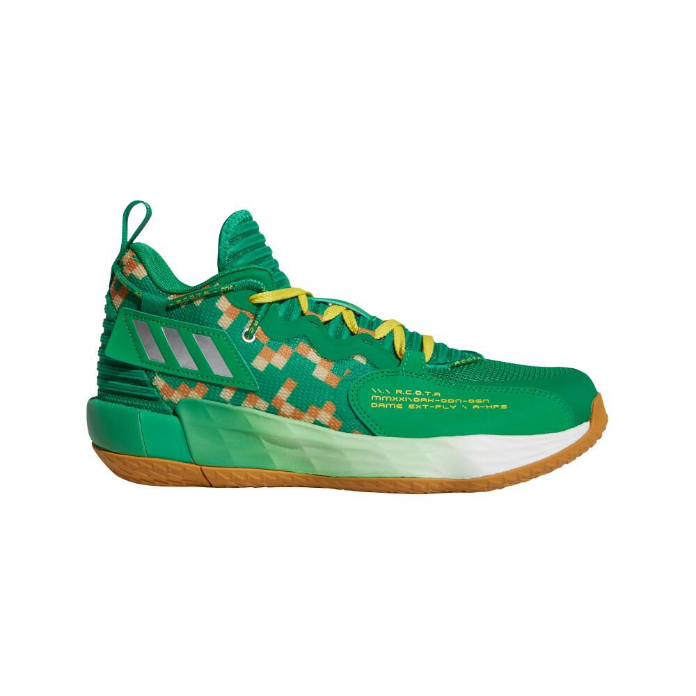 Zapatilla Basketball Hombre Adidas Dame 7 Extply image number 1.0