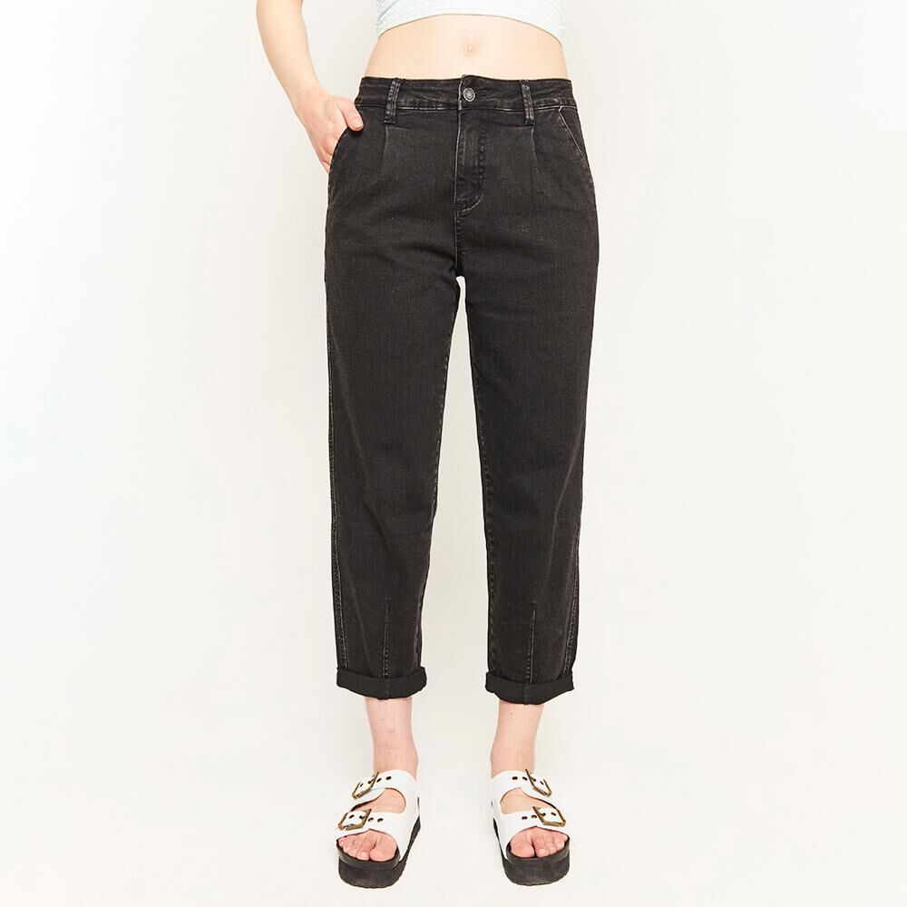 Jeans Tiro Alto Slouchy Mujer Freedom image number 0.0