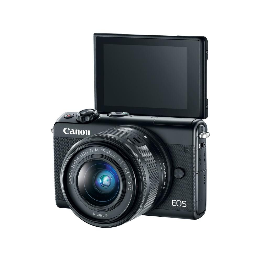 Cámara Fotográfica Canon Eos M100 image number 2.0