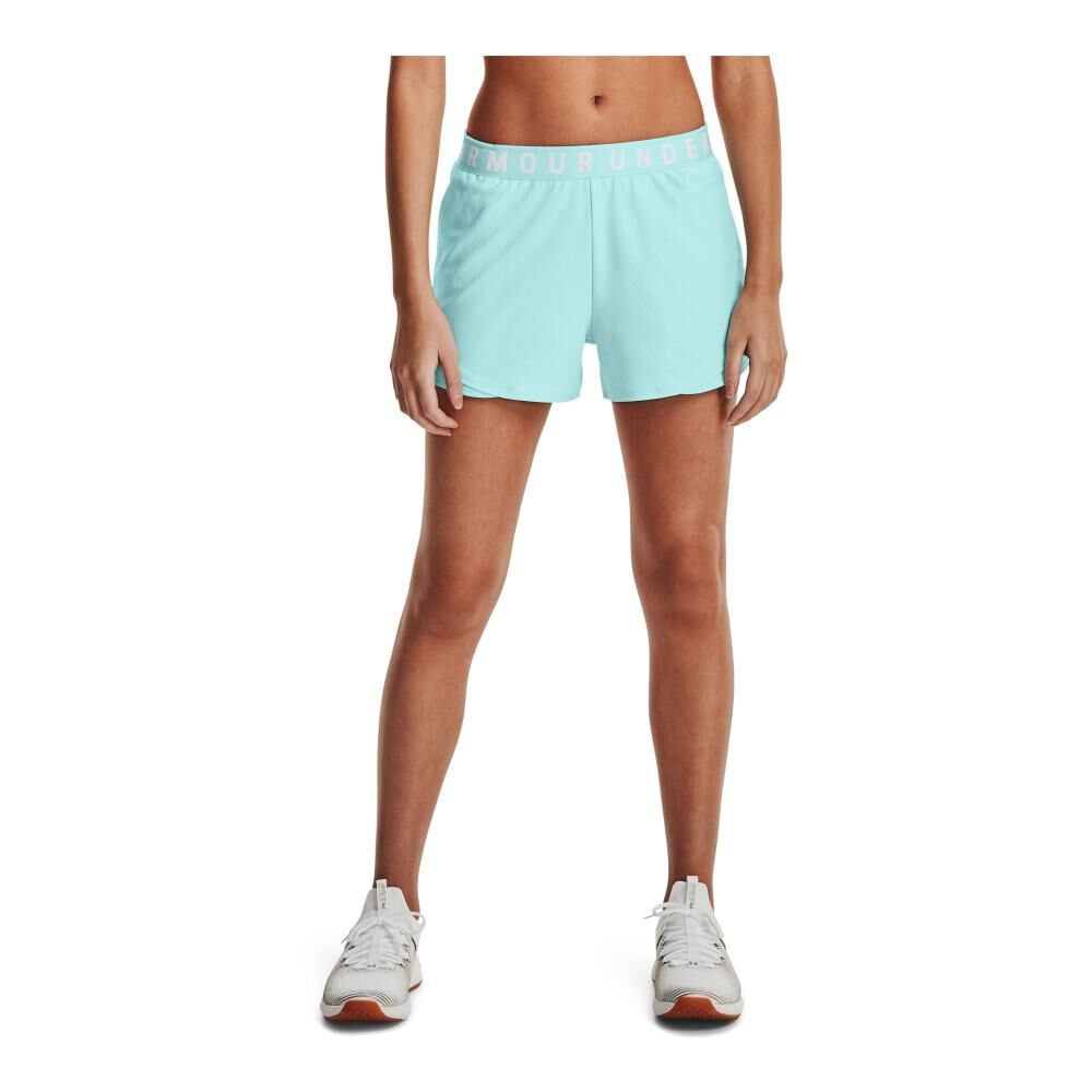 Short Deportivo Mujer Under Armour image number 2.0