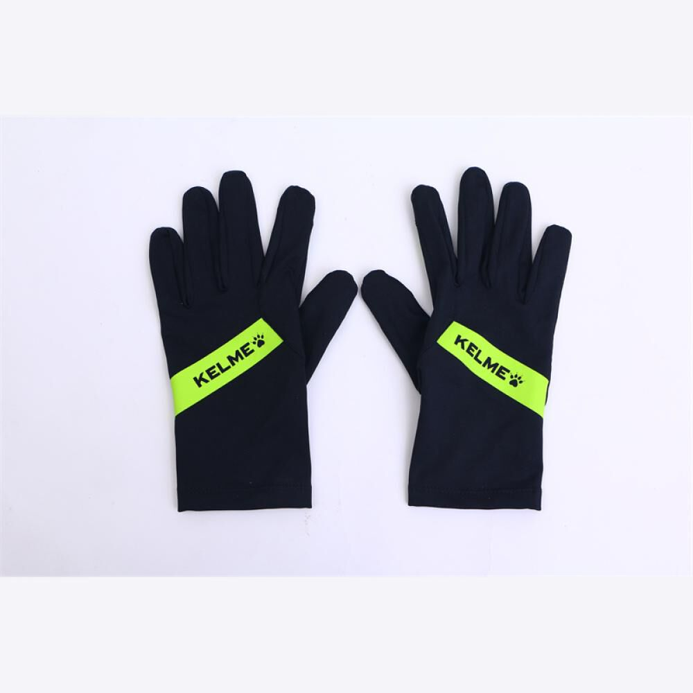 Guantes Deportivos Con Silicona Antideslizante Y Touch Screen Kelme 8161st5001 image number 0.0