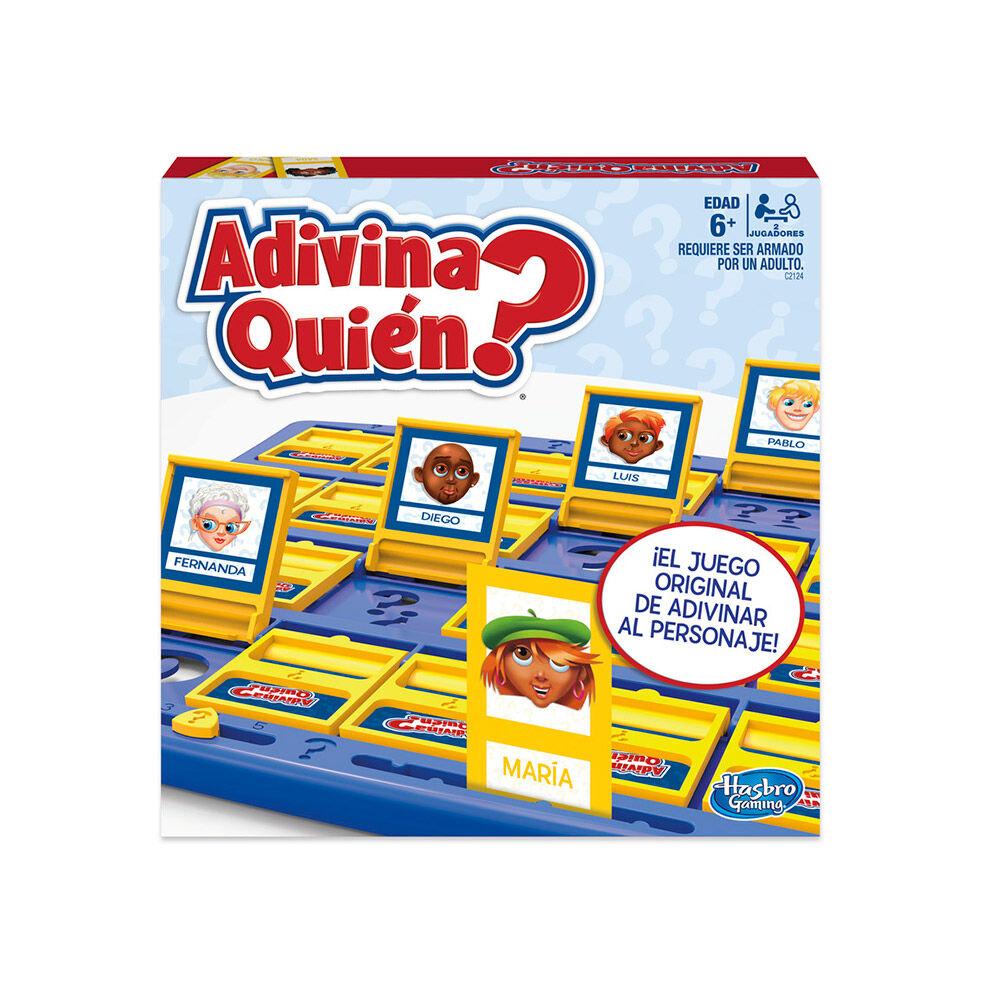 Juego De Mesa Hasbro Gaming Adivina Quién image number 0.0