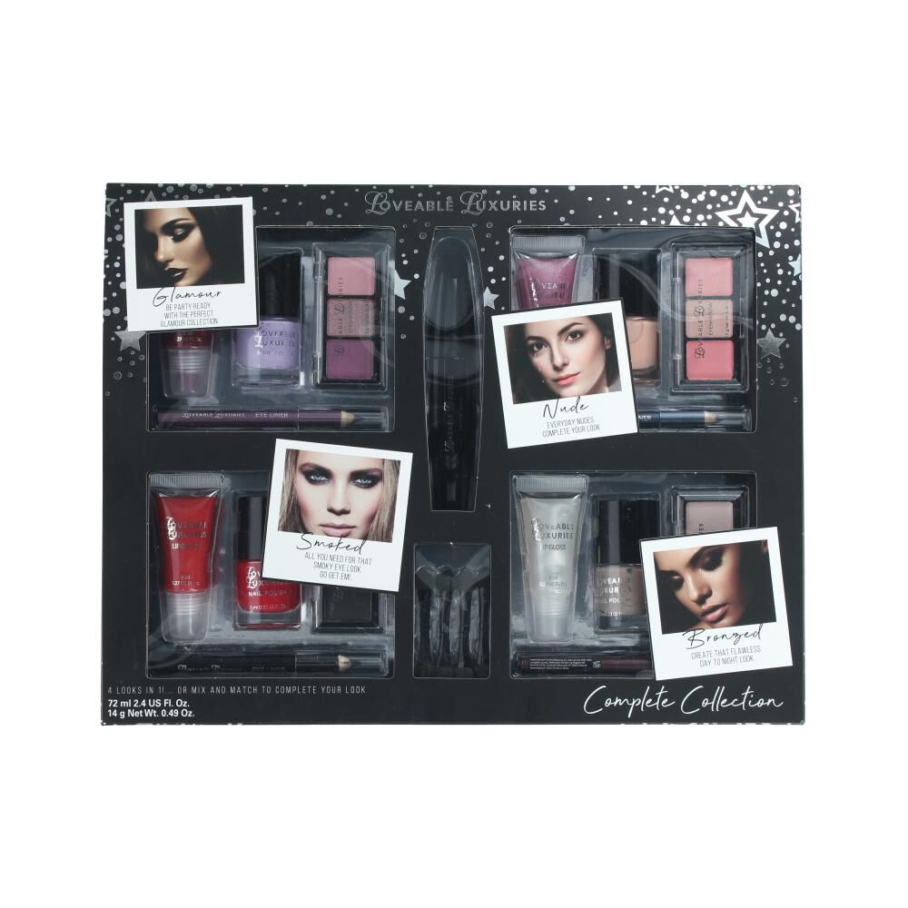 Set De Maquillaje Loveable Luxuries Complete Collection image number 0.0