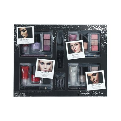 Set De Maquillaje Loveable Luxuries Complete Collection