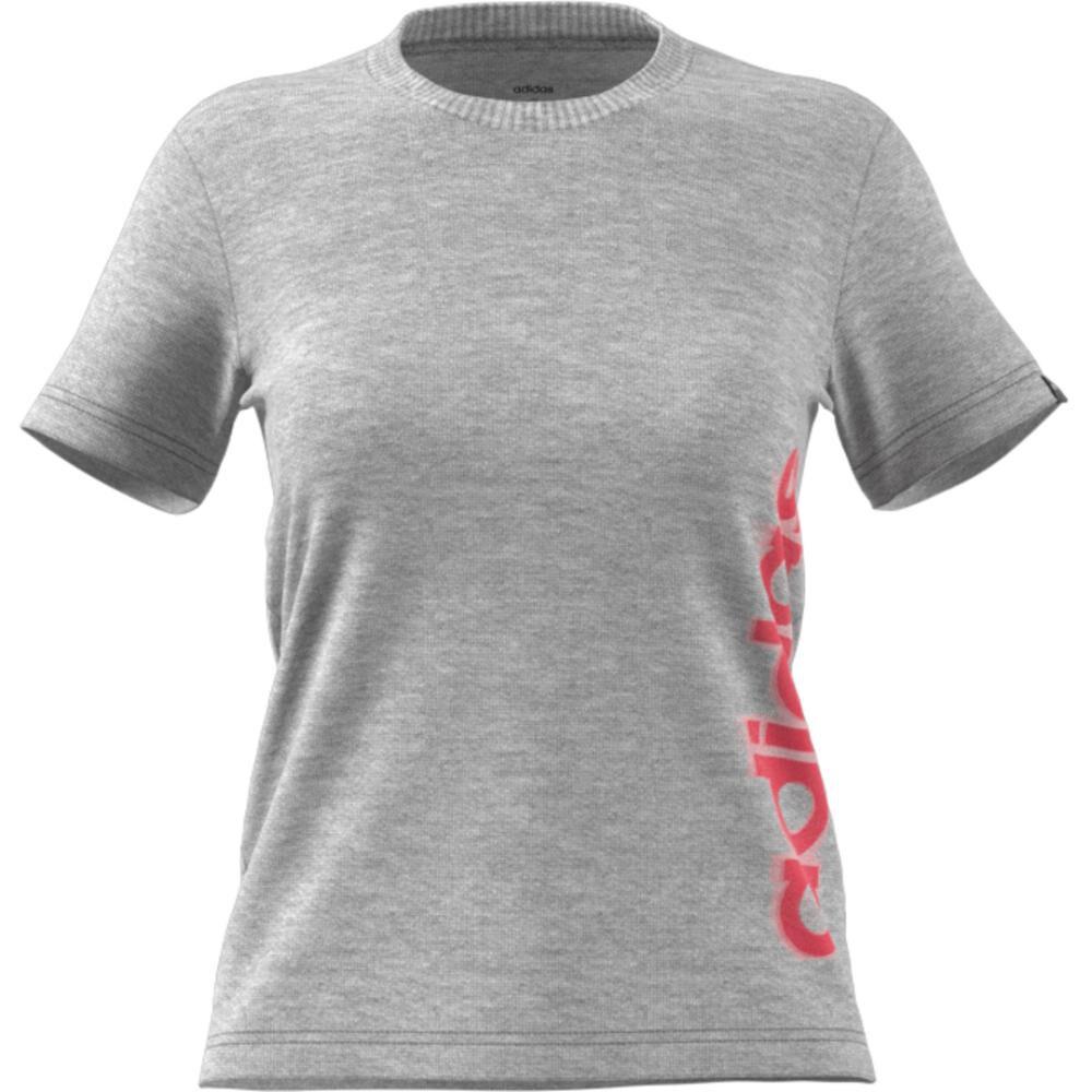 Polera Mujer Adidas Gráfica Vertical image number 2.0