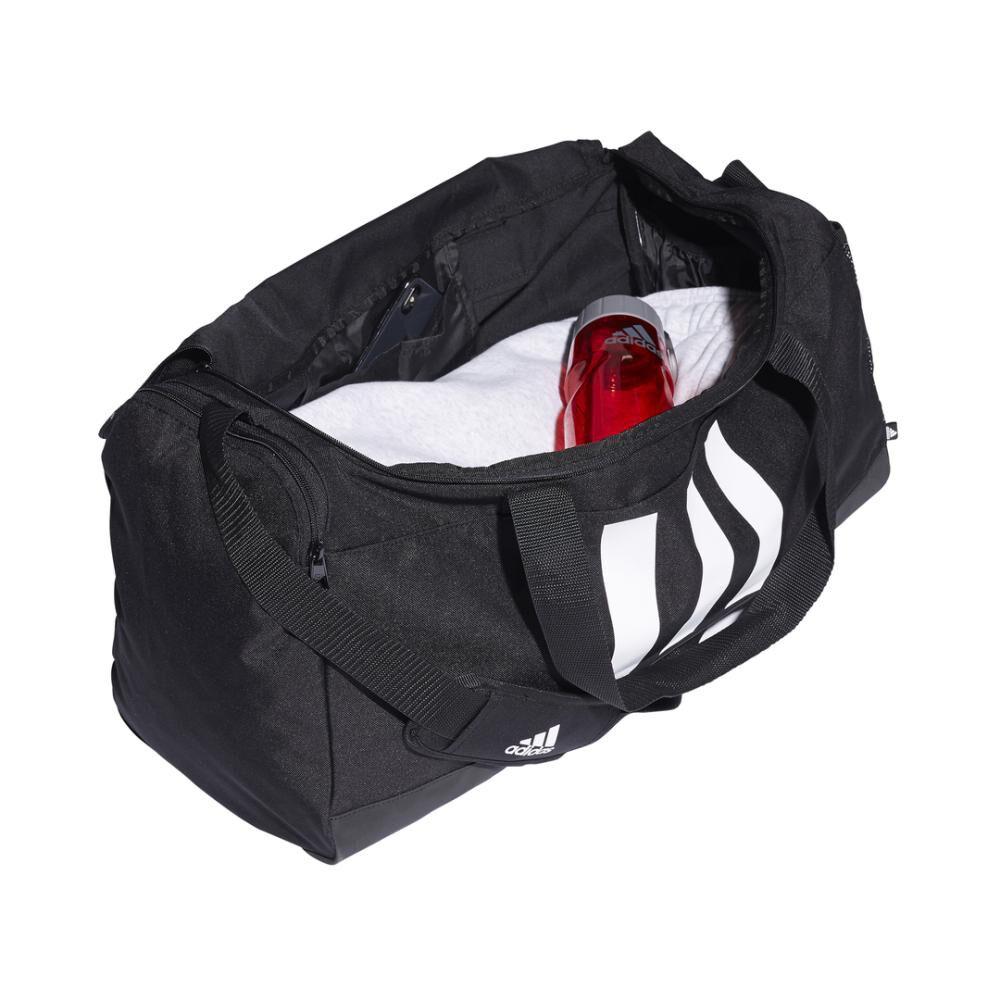 Bolso Unisex Adidas Essentials 3 Stripes Duffel Bag M image number 5.0