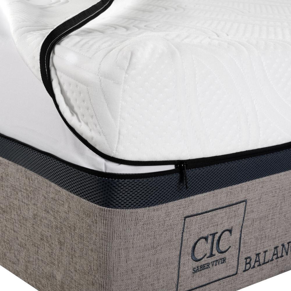 Colchon Cic Balance / 1.5 Plazas image number 2.0