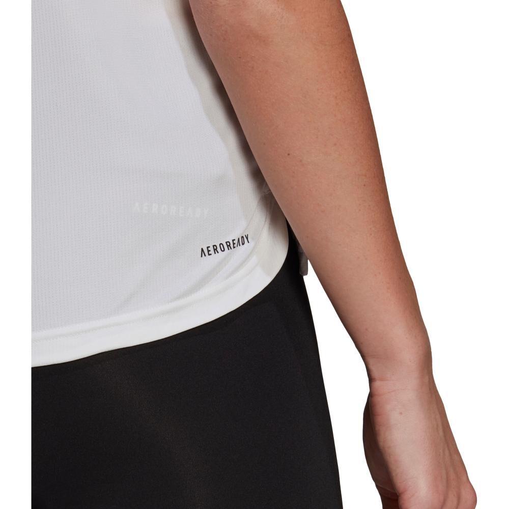 Polera Mujer Adidas 3-stripes Sport image number 4.0