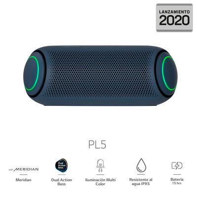Parlante Portatil Bluetooth LG XBOOM Go PL5 2020