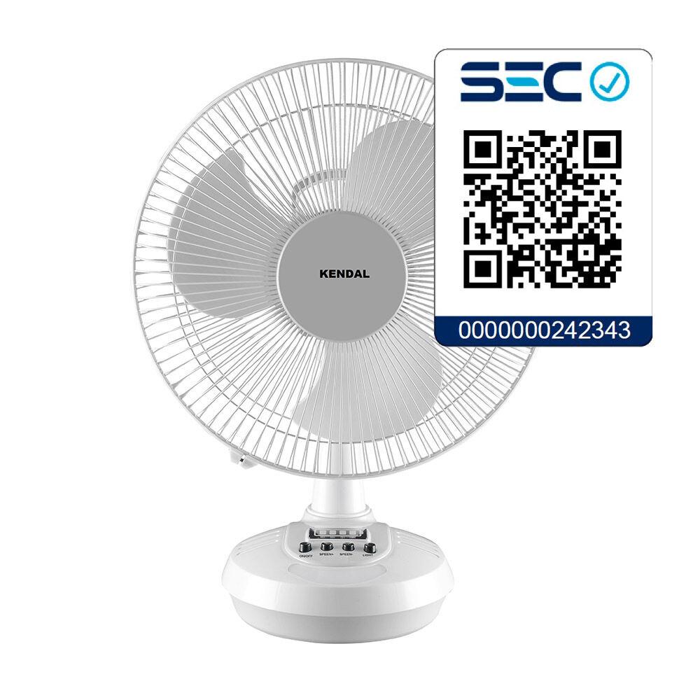 Ventilador Sobremesa Kendal Kl-1022 image number 1.0