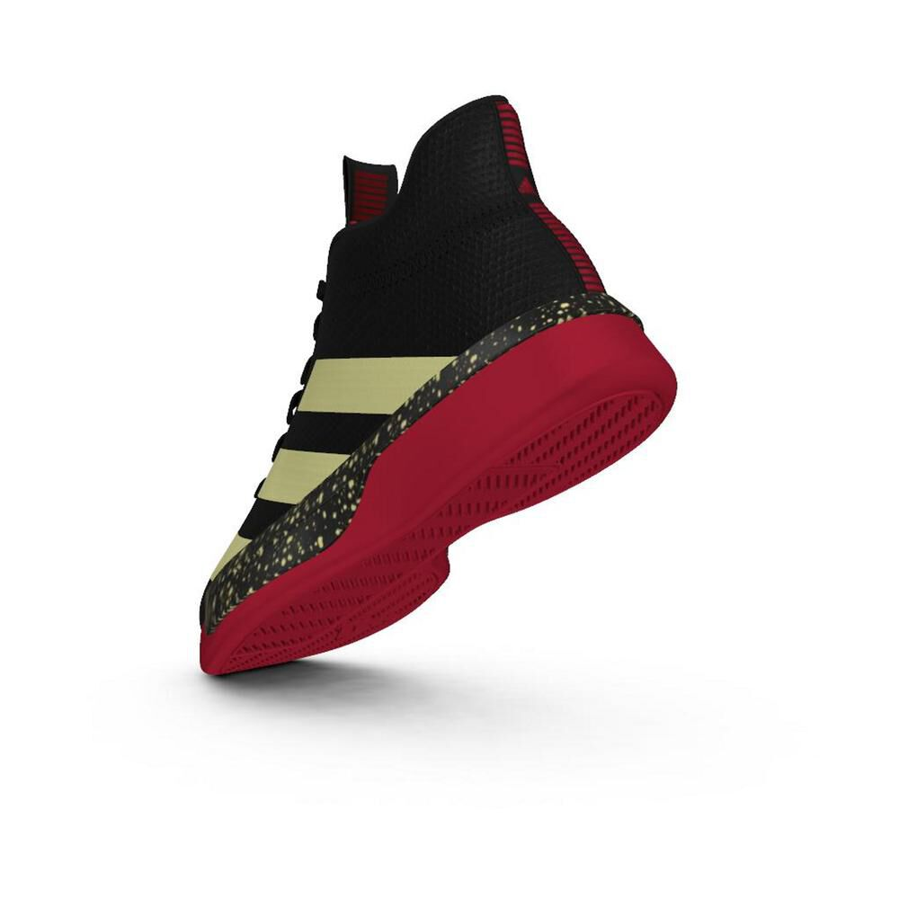 Zapatilla Basketball Hombre Adidas Pro Next 2019 image number 2.0