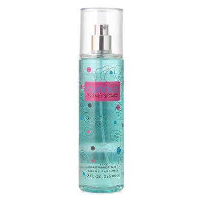 Perfume Mujer Curious Britney Spears / 236 Ml / Brume Parfumee