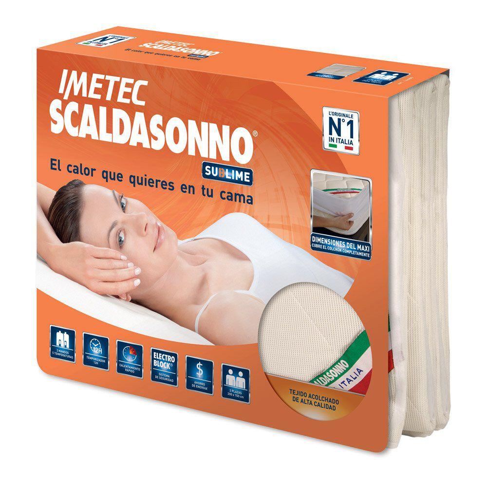 Calienta Cama Scaldasonno Sublime Maxi / 2 Plazas image number 0.0