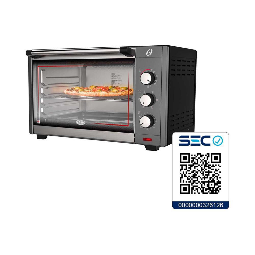 Horno Electrico Oster Tssttv0045-052 45 Litros image number 4.0