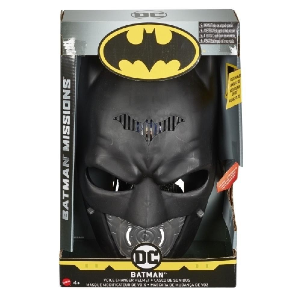 Máscara Dc Comic Batman Missions image number 2.0