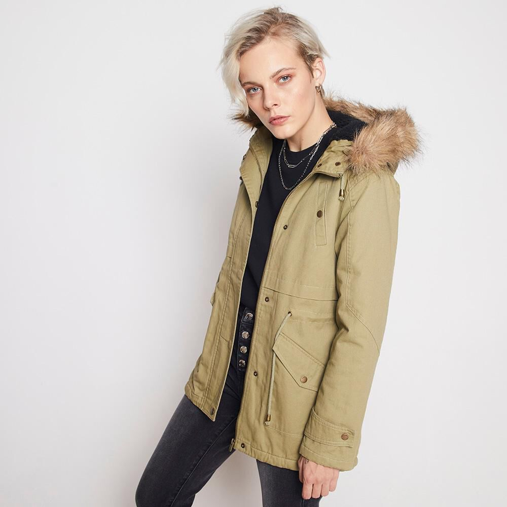 Chaqueta Mujer Rolly Go image number 0.0