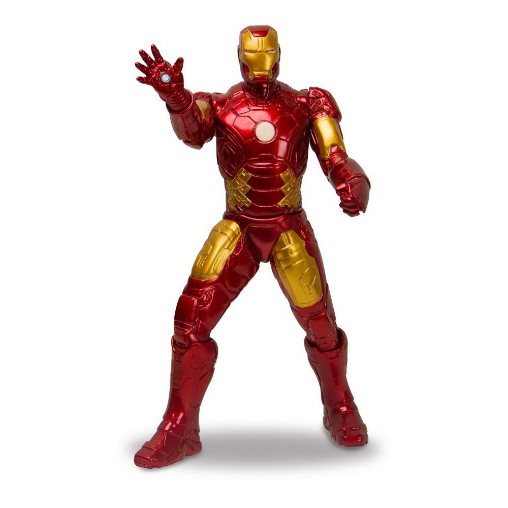 Figura De Acción Mimo Toys Iron Man Revolution image number 1.0