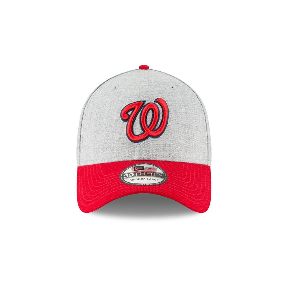 Jockey New Era 3930 Washington Nationals image number 2.0