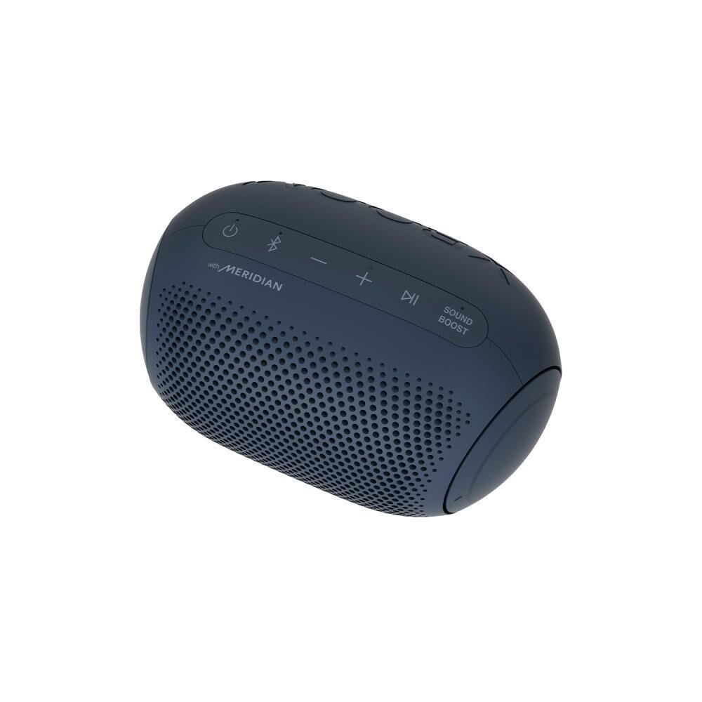 Parlante Portatil Bluetooth LG XBOOM Go PL2 2020 image number 2.0