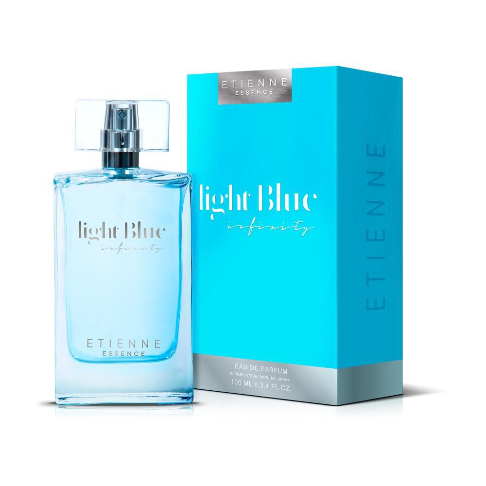 Perfume Mujer Light Blue Infinity Etienne Essence / 100 Ml / Eau De Parfum image number 0.0