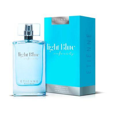 Perfume Mujer Light Blue Infinity Etienne Essence / 100 Ml / Eau De Parfum