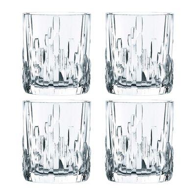 Set De Vasos Nachtmann Shu Fa Whisky / 4 Piezas
