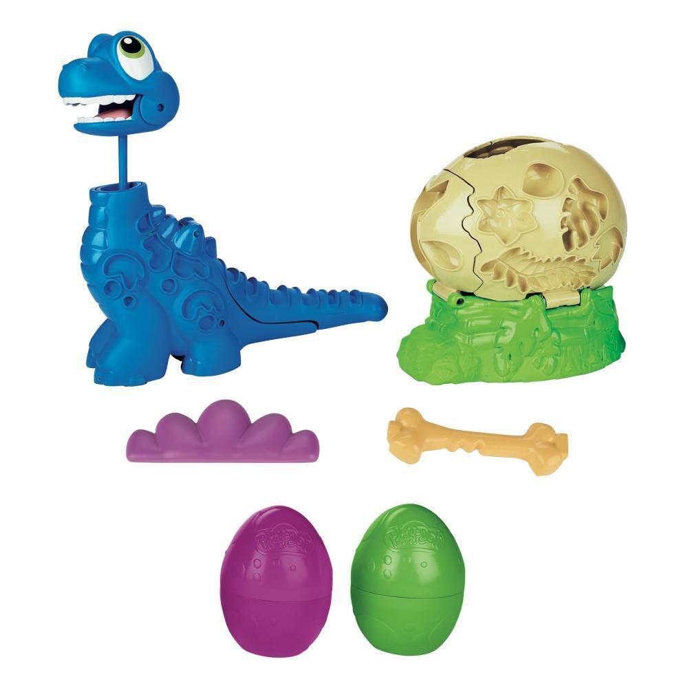 Masas Educativas Play Doh Dino Crew image number 3.0