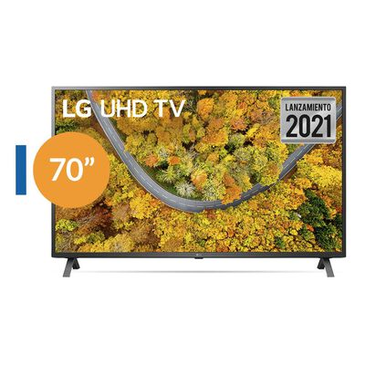 "Led LG 70UP7500PSC / 70 "" / Ultra HD 4K / Smart Tv"
