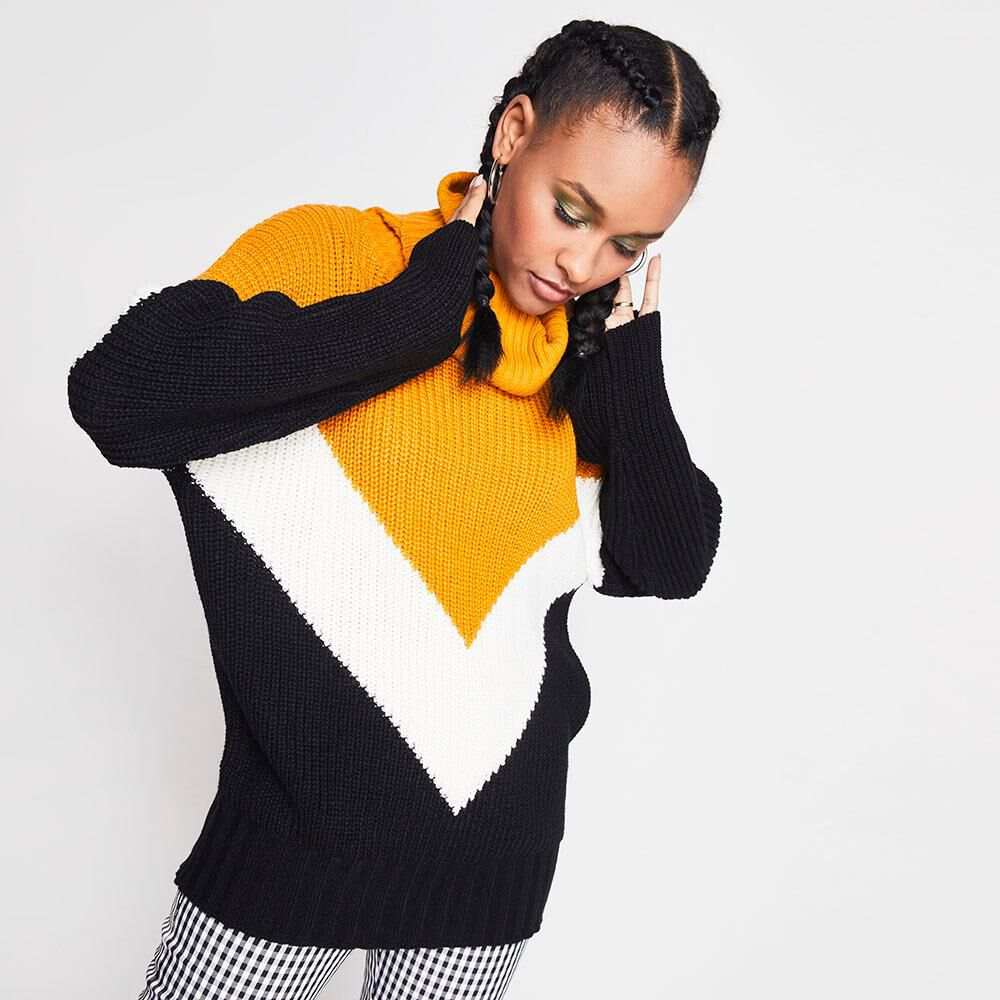 Sweater  Mujer Rolly Go image number 4.0