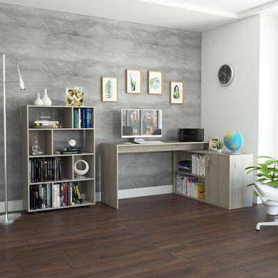Combo Casaideal Office 8 / Biblioteca + Escritorio