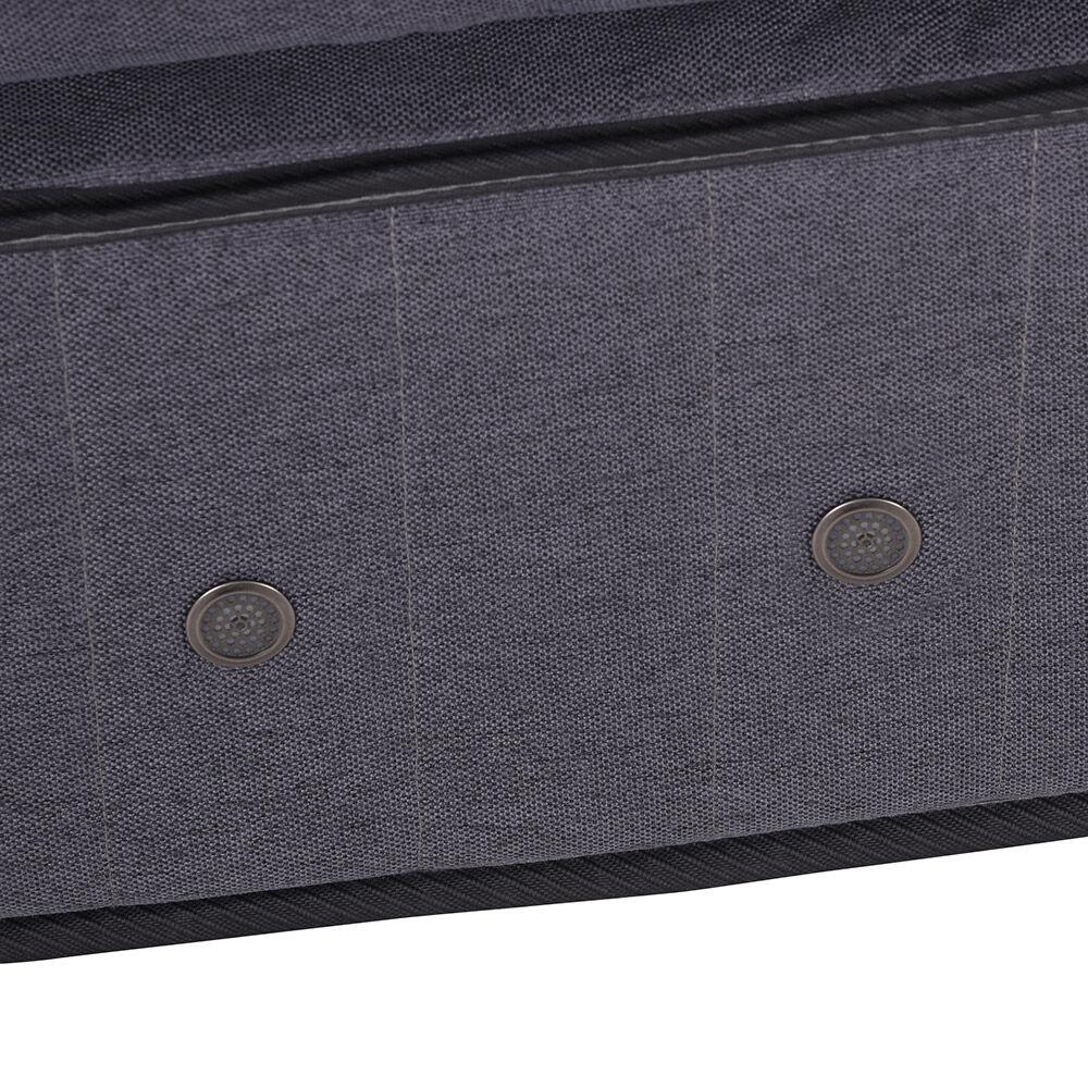 Cama Europea Cic Super Premium / King / Base Dividida + Textil image number 4.0