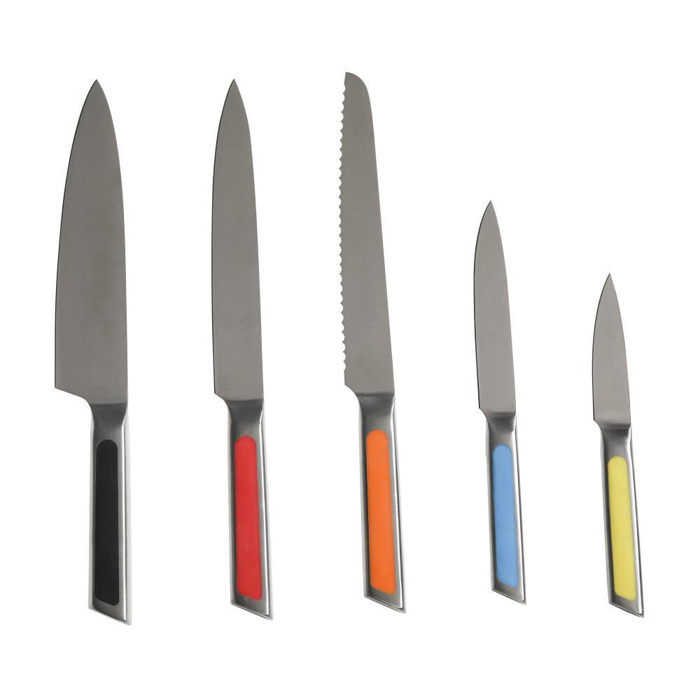 Set De Cuchillos Simple Cook Alpes / 5 Piezas image number 1.0
