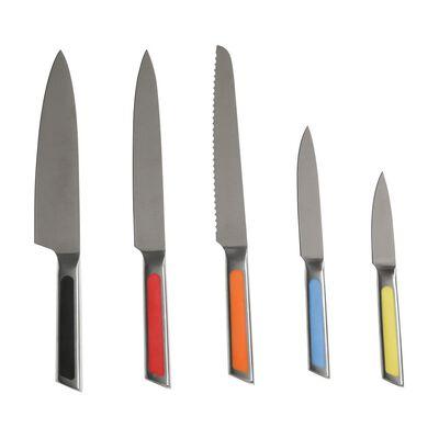 Set De Cuchillos Simple Cook Alpes / 5 Piezas