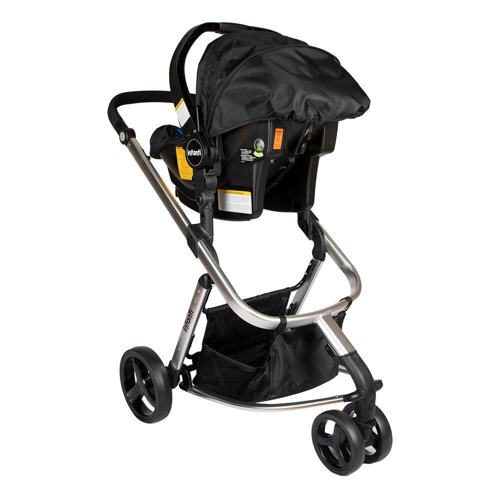 Coche Travel System Infanti Mobi Ts image number 1.0