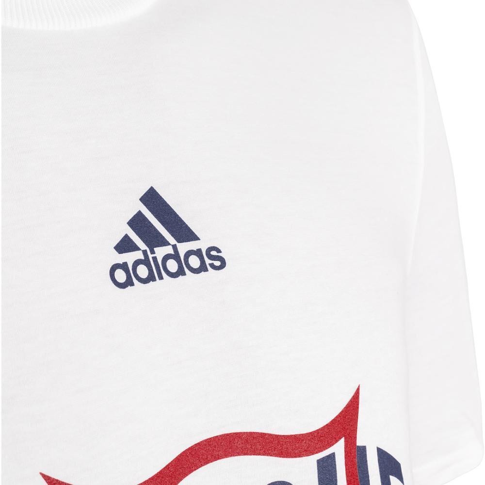 Polera Hombre Adidas-uch Universidad De Chile image number 2.0