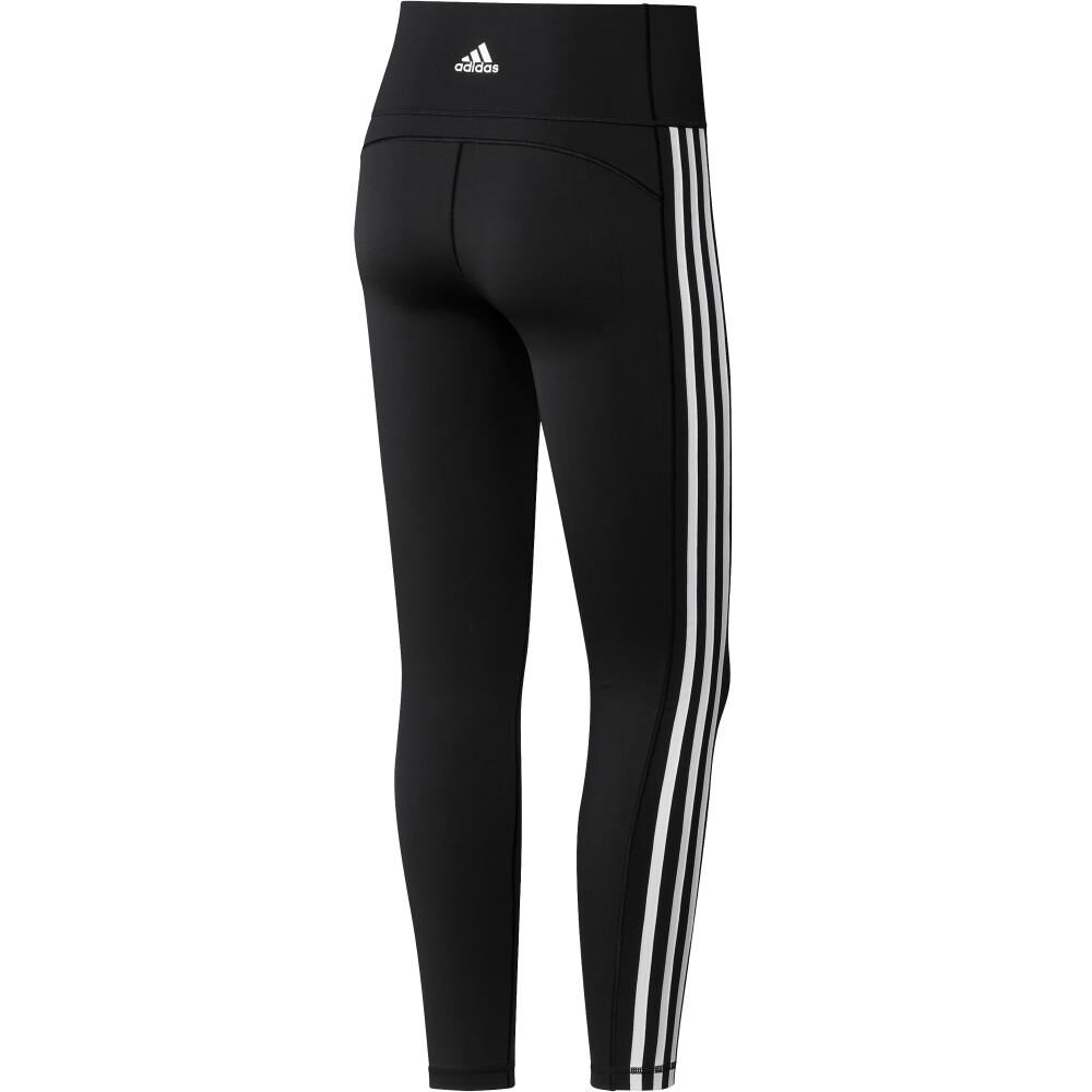 Calza Mujer Adidas Believe This 2.0 3 Stripe 7/8 Tight image number 8.0