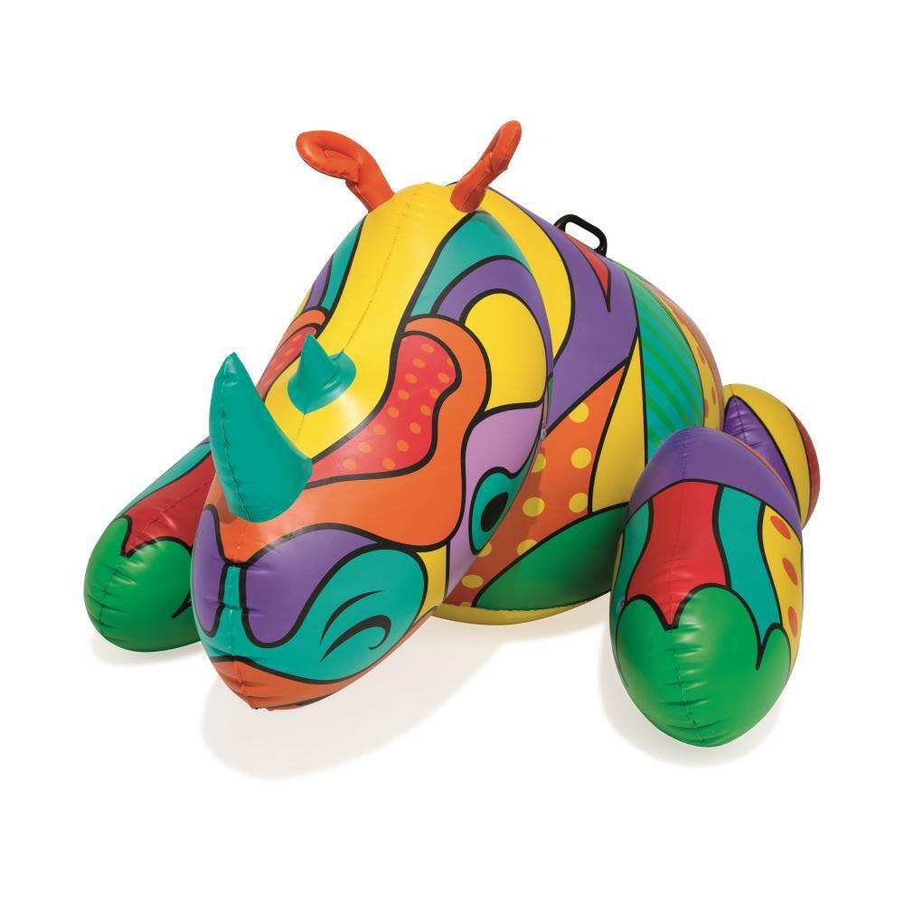 Flotador Bestway Rinoceronte Pop image number 1.0