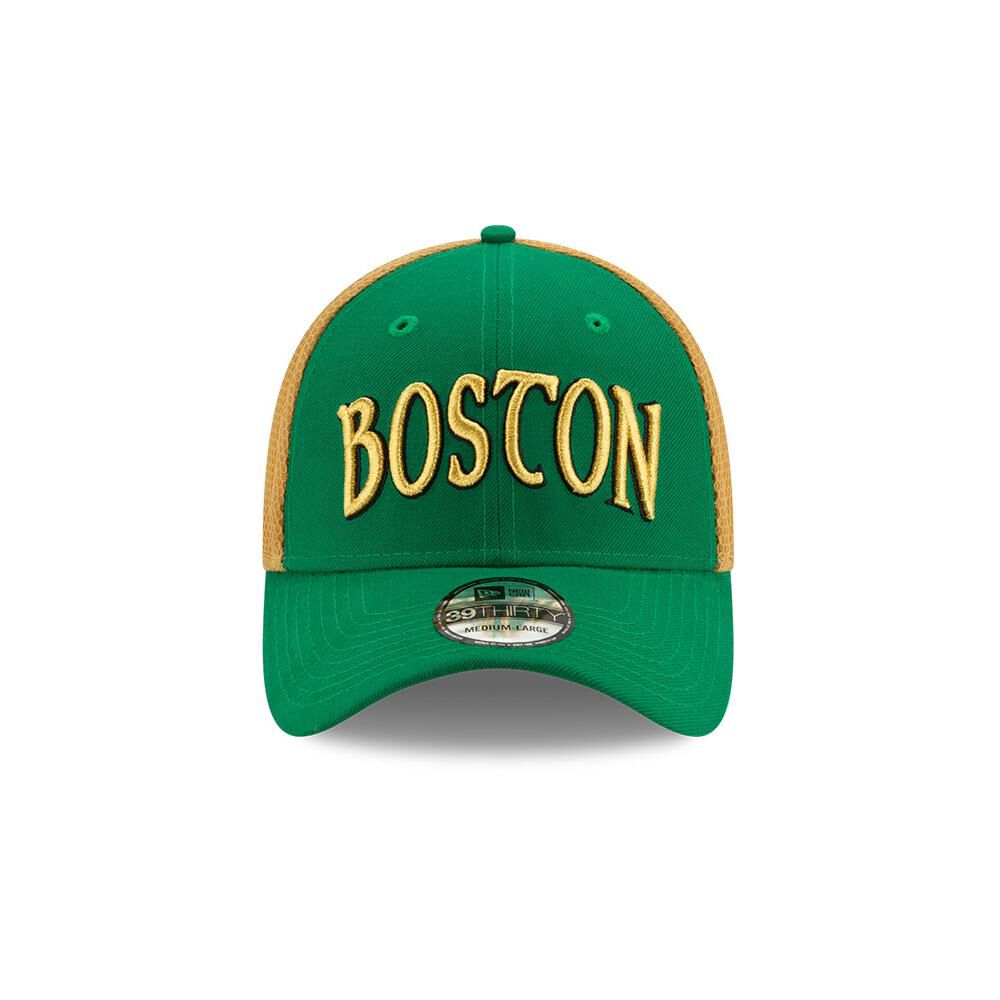 Jockey New Era 3930 Boston Celtics image number 2.0