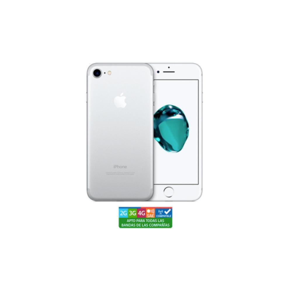 Smartphone Iphone 7 Reacondicionado Plata / 256 Gb / Liberado image number 0.0