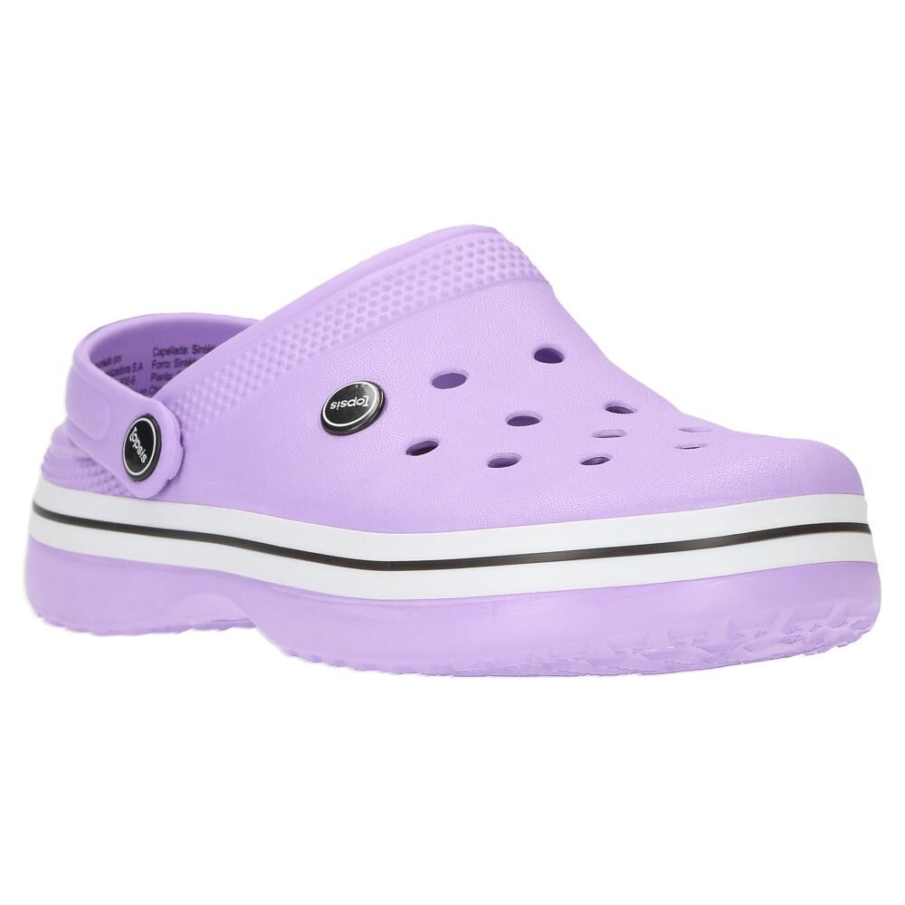 Zapato Agua Topsis Clog Girl St image number 0.0