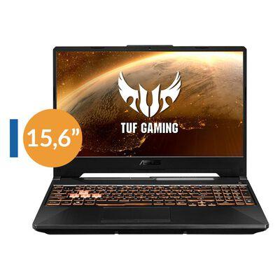 "Notebook Gamer Asus Tuf Gaming Fx506lh-hn082t / Bonfire Black / Intel Core I5 / 8 Gb Ram / Nvidia Geforce Gtx1650 / 512 Gb Ssd / 15.6 """