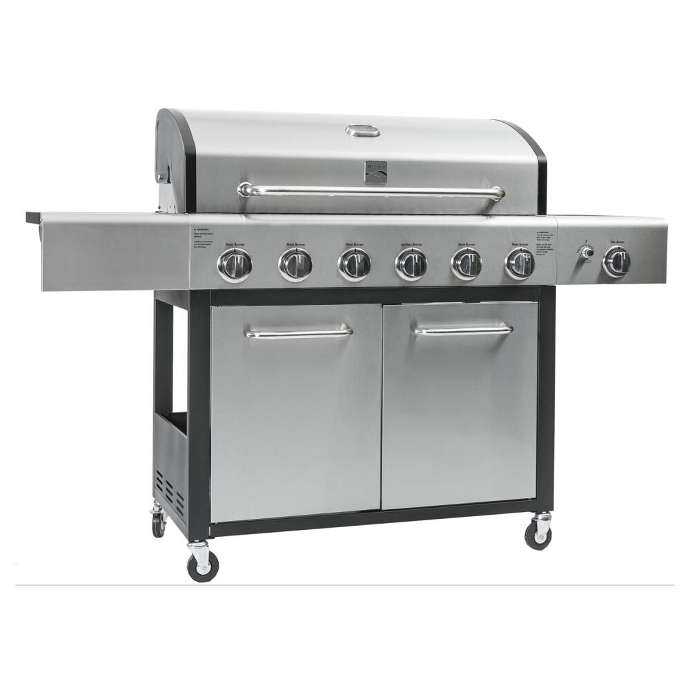 Parrilla A Gas Kenmore 47223 image number 7.0