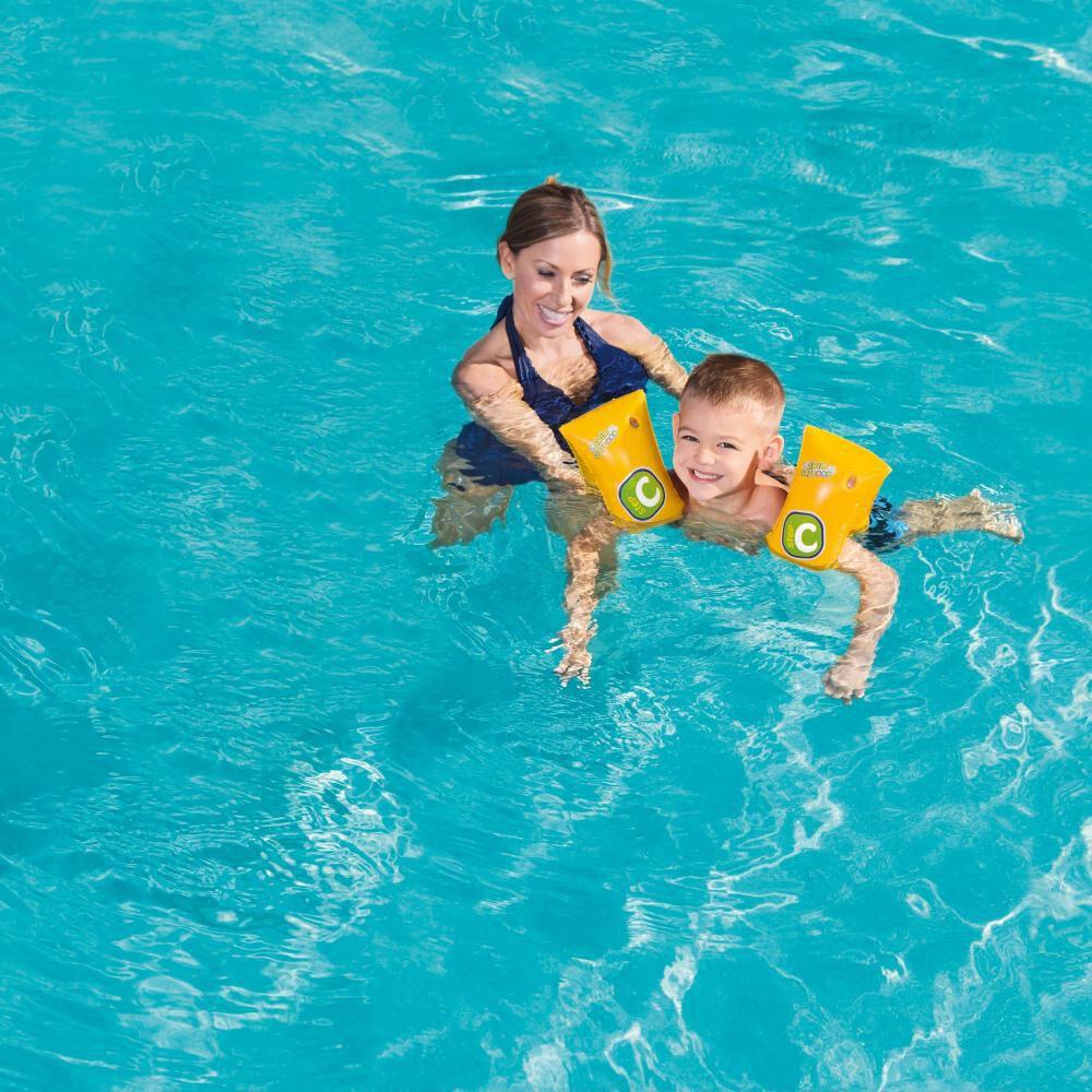 Alitas Inflables Bestway Swim Safe image number 1.0