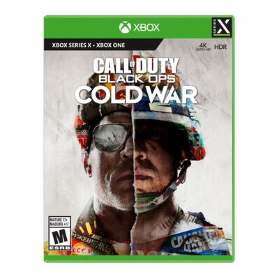 Juego Xbox X Call Of Duty Black Ops Cold War - Latam