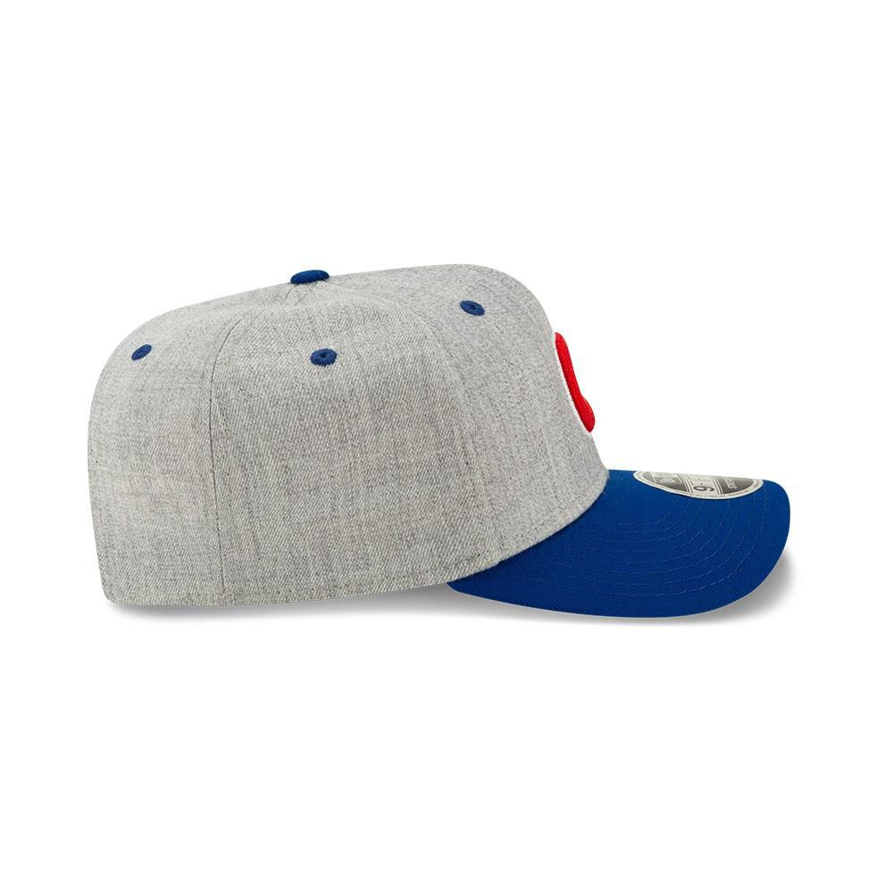 Jockey New Era 950 Stretch Snap Chicago Cubs image number 5.0