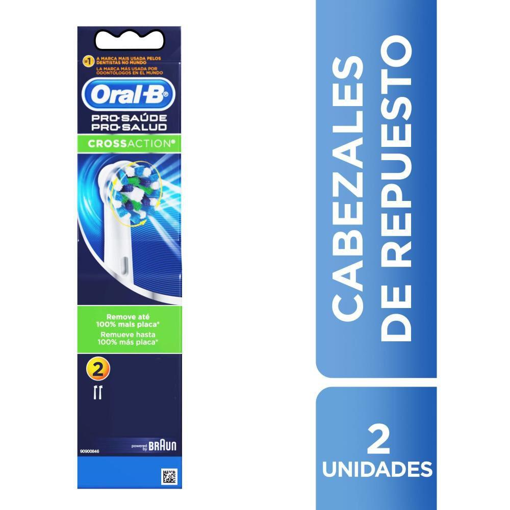 Cepillo De Dientes Oral-B Cross Action image number 0.0